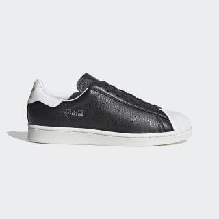 Superstar Pure Ayakkabı Core Black / Cloud White / Carbon FV2838