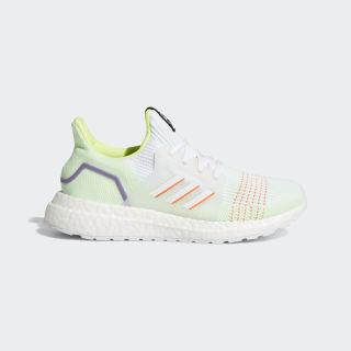 รองเท้า Ultraboost 19 Cloud White / Solar Red / Solar Yellow EE6657