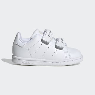 Stan Smith Schuh Cloud White / Cloud White / Grey One EG9356
