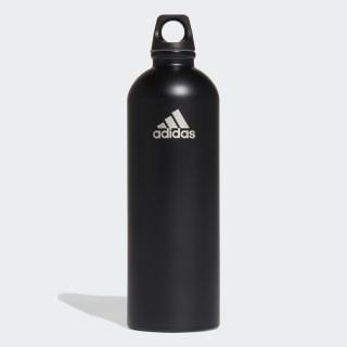 Steel Trinkflasche 750 ml Black / Black / Matte Silver FK8854