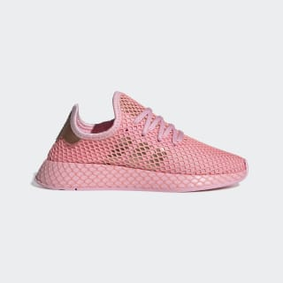 Deerupt Runner Shoes True Pink / Copper Metalic / Glory Pink EF5386