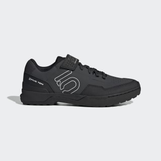 Five Ten Mountain Bike Kestrel Lace Shoes Carbon / Core Black / Clear Grey BC0641
