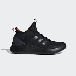 Cloudfoam Ultimate B-Ball Shoes Core Black / Core Black / Hi-Res Red B43855