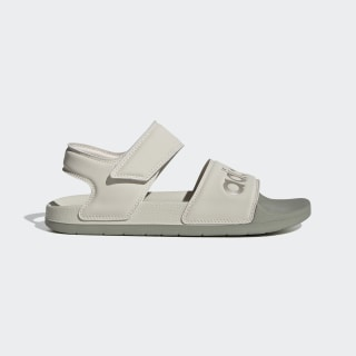 Adilette Sandals Alumina / Platinum Metallic / Feather Grey EG2130