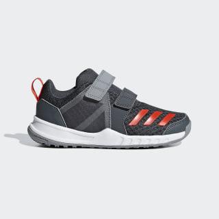 FortaGym Shoes Grey Six / Active Orange / Grey Three CM8605