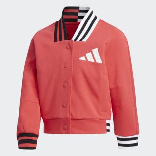 Baseball jakke Core Pink FM9715