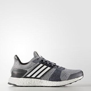 Tenis Ultra Boost ST GREY/FTWR WHITE/CORE RED BA7839