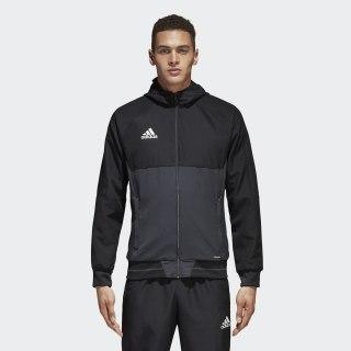 Куртка TIRO17 black / dark grey / white AY2856