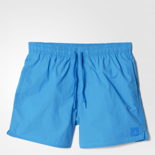 Пляжные шорты Solid Water Solar Blue / Shock Blue AK0176