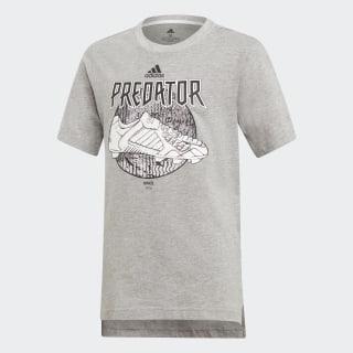 Predator Urban T-Shirt Medium Grey Heather DV1348