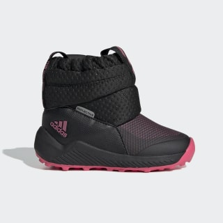 RapidaSnow Boots Core Black / Real Pink / Cloud White EE6170