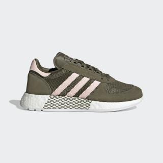 Marathon Tech Shoes Raw Khaki / Icey Pink / Cloud White EE4952