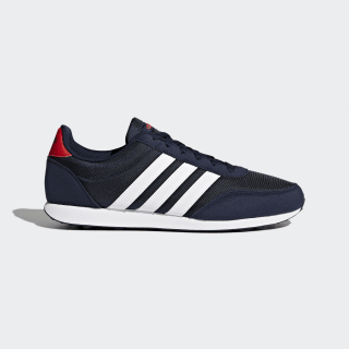 Tênis V Racer 2.0 Collegiate Navy / Cloud White / Scarlet CG5706