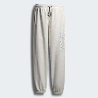 Pants Graphic by Alexander Wang Heather / White / Bahia Pink ED1221