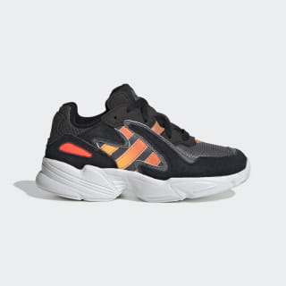 Scarpe Yung-96 Chasm Core Black / Solar Red / Solar Red EE7554