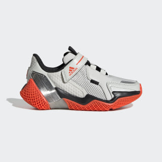 Zapatillas para correr 4UTURE Runner Orbit Grey / Solar Red / Core Black EG1769