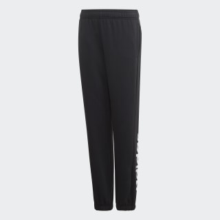 Essentials Linear Joggers Black / White DV1806