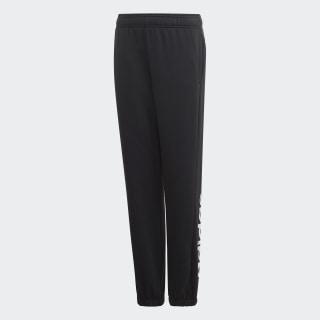 Pantaloni Essentials Linear Black / White DV1806