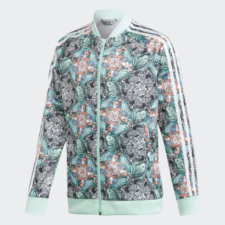 Zoo SST Originals Jacke Multicolor / Clear Mint / White D98902