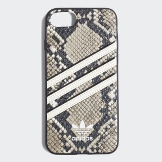 Samba Molded Case iPhone 6/6S/7/8 Black / Aluminium EW1755