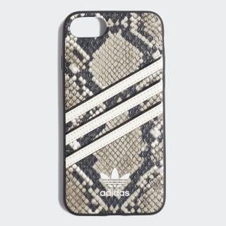 Samba Molded iPhone 6/6S/7/8 cover Black / Alumina EW1755