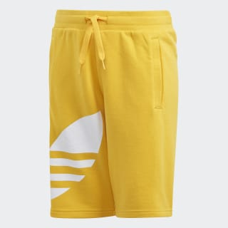 Big Trefoil Shorts Bold Gold / White GD5993