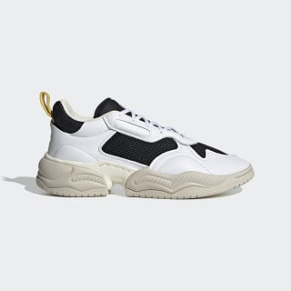 Supercourt RX Schuh Cloud White / Core Black / Spring Yellow EG6867