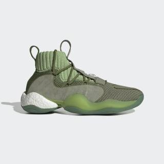 Pharrell Williams Crazy BYW Shoes Green / White EG7729
