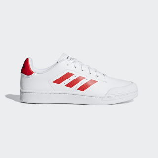 Zapatillas Court 70s Cloud White / Active Red / Legend Ink F34474