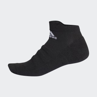 Alphaskin Lightweight Cushioning Ankle Socks Black / White CG2655