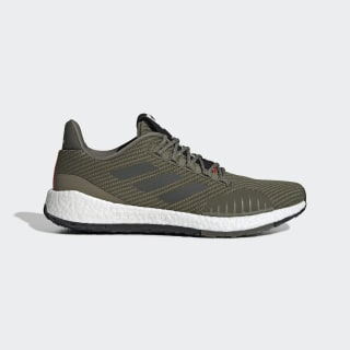 Pulseboost HD Winter Shoes Raw Khaki / Legend Earth / Solar Red FU7324