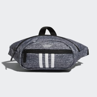 National 3-Stripes Waist Pack Medium Grey CM3827