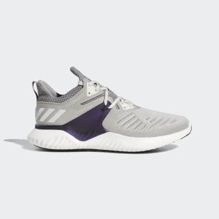 รองเท้า Alphabounce Beyond Raw White / Cloud White / Legend Purple D97306