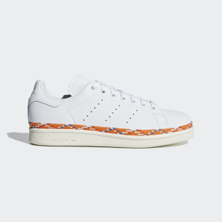 Sapatos Stan Smith New Bold Ftwr White / Ftwr White / Off White AQ1027