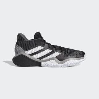 Баскетбольные кроссовки Harden Stepback core black / grey six / ftwr white EF9893