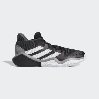 Harden Stepback Schoenen Core Black / Grey Six / Cloud White EF9893