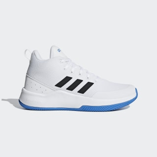 Zapatillas SPD End2End ftwr white / core black / true blue F34700