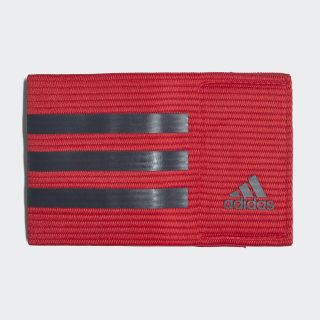 Football Captain's Armband Scarlet/Dark Grey CF1053