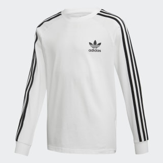 3-Stripes Tee White / Black DW9298