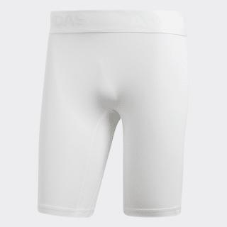 Alphaskin Sport Korte Legging White CD7184