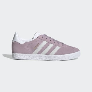 Chaussure Gazelle Soft Vision / Grey One / Cloud White EE6313