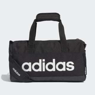 Linear Duffel Bag Black / Black / White FL3691