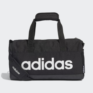 Sportovní taška Linear Black / Black / White FL3691