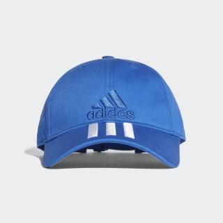 Boné Ess 3S Cotton HI-RES BLUE S18/WHITE/HI-RES BLUE S18 CF6917