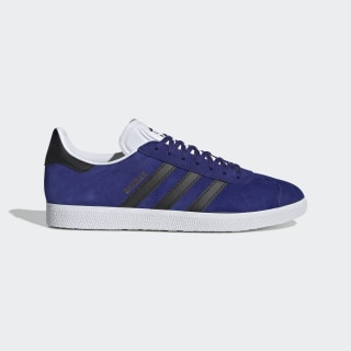 Gazelle Shoes Real Purple / Core Black / Cloud White EE5520
