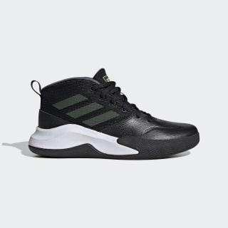 Sapatos Largos Own the Game Core Black / Hi-Res Yellow / Onix EF0308