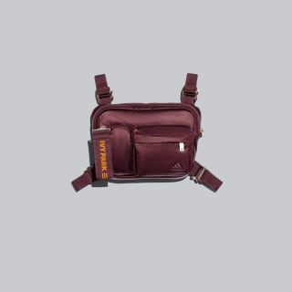 IVY PARK Harness Bag Maroon / Solar Orange GK7382
