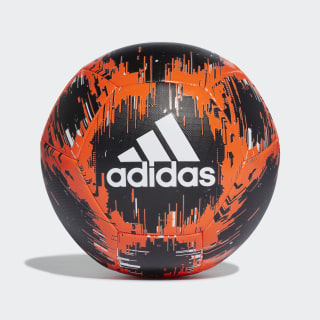 Pelota adidas Capitano Black / Solar Red / Off White DN8735