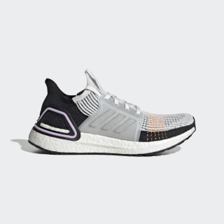 Giày UltraBoost 19 Crystal White / Crystal White / Core Black G27481