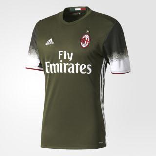 Camiseta Tercer Uniforme AC Milán NIGHT CARGO/WHITE S94100